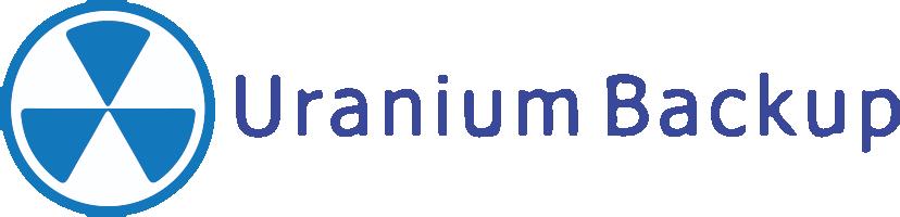 Uranium Backup il software più usato al mondo per il backup aziendale, server, database e dati importanti.